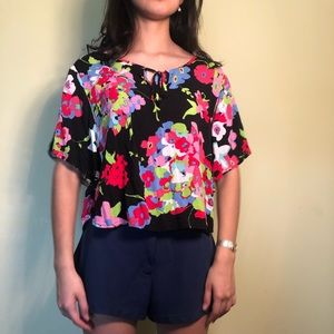 Colorful pattern shirt